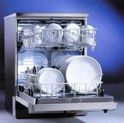 Установка встроенной посудомоечной машины. Анапские сантехники.