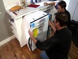 Установка посудомоечной машины в Анапе