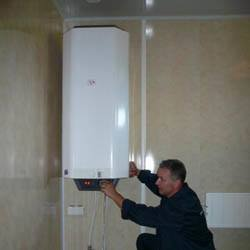 Установка водонагревателя в Анапе. Монтаж и замена бойлера г.Анапа.