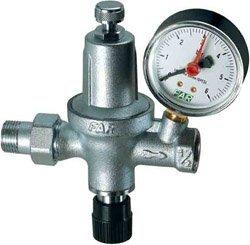 Установка редуктора давления воды в Анапе, подключение регулятора давления воды в г.Анапа