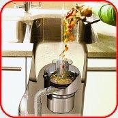 Картинка. Установка измельчителя пищевых отходов в квартире, коттедже или офисе в Анапе